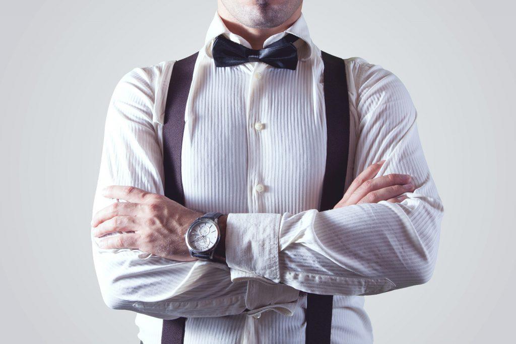 der perfekte Gentleman auf thedandy.de