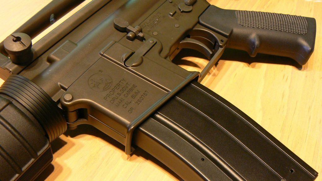 Waffenpflicht in Amerika auf thedandy.de